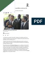 Três Grupos Disputam Política Externa de Bolsonaro - 15-11-2018 - Matias Spektor - Folha