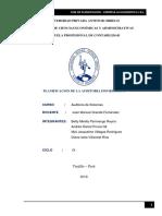 Planificacion de La Auditoria Informatica Trabajo Grupal (Hacer Dipos)