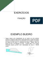 EXERCICIOS FIXACAO
