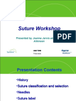 Suture Workshop