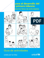 Activity Guide Para Niños