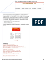 cours de métré gratuit pdf