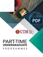 Part Time Programme