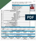 dsc application format