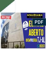 Tj Al 2017 Edital Aberto