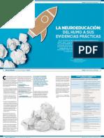 La Neuroeducación-Del Humo a Sus Evidencias Prácticas
