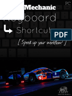 Photo Mechanic Shortcuts PC