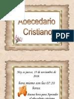 ABC CRISTIANO