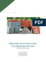 Materiales de Construcción- Introducción a la Ingeniera Civil