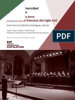 Coro de La Universidad de Guanajuato - Le Ciel Visite La Terre