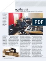 Making the Cut - Interview to Miles Showell (Abbey Road Studios) HFN March 2017