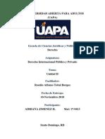 Tarea 2 Derecho Internacional Publico y Privado