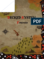 JDR Decked System Fantasia v2.5 [eBook]