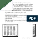 Analisis Ergonomico de Puestos de Trabajo y Valoracion en Ergonomia