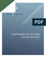 Propiedades de Los Gases y El Gas Natural