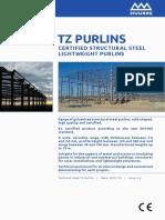 TZ Steel Purlins_EN