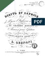 Legnani, Luigi (1790 - 1877) - Op. 5 - Duetto et Caprice dall'Opera ''L'italiana In Algeri''.pdf