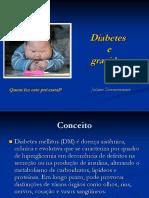 96548217 Diabetes e Gravidez