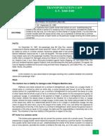 CD_5. Caltex (Phils) vs Sulpicio Lines, 315 SCRA