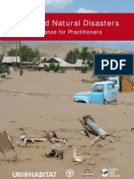 Land and Natural Disasters Guidance From Practitioners