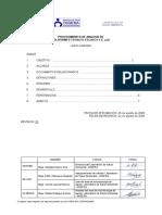 Analisis Bacteriologico de Agua