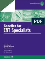 Genetics of Ent Specialitis