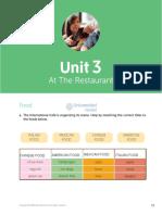Basic I Workbook Unit 3