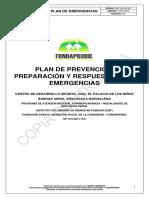 PLAN DE EMERGENCIAS - CDI EL PALACIO DE LOS NIÑOS.docx