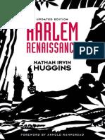 Nathan Irvin Huggins, Arnold Rampersad-Harlem Renaissance-Oxford University Press (2007)