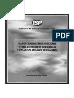 Manual de Mediciones ISP