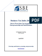 USA Business Tax Index 2013.pdf