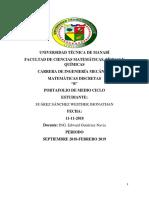 Portafolio de Matematicas Discretas 2.1