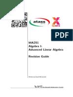 MA251 - Algebra I