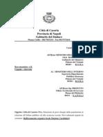 Casoria - Lettera Ministro Interno x Ordine Pubblico_27.09