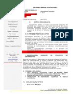 94050550 Informe Maxim Ilia No Terapeuta Ocupacional