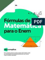 eBook Formulas Matematica1