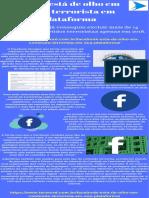 Facebook está de olho em conteúdo terrorista em sua plataforma