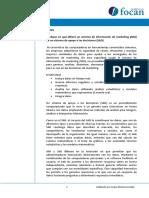 EXPERTO 2 RECOGIDA Y ANÁLISIS DE INFORMACIÓN EN EL MARKETING UT04 Actividad 1  SERGIO MOLINA