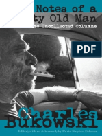 OceanofPDF.com More Notes of a Dirty Old Man the Uncolle - Charles Bukowski