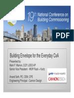 20 Ncbc-2011-Building Envelope Cx