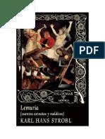 Strobl Karl Hans - Lemuria.doc