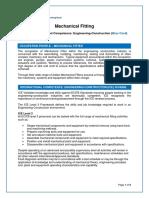 Mechanical Fitting - ICE Level 3 - 06 10 14