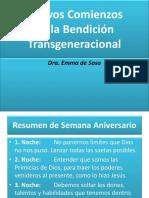 (2012!07!29) - Emma de Sosa - Nuevos Comienzos de La Bendición Transgeneracional