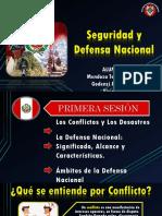 PPT SeguridadDefensaNacional