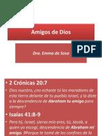 (2013!08!25) - Emma de Sosa - Amigos de Dios