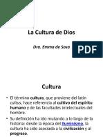 (2013!10!27) - Emma de Sosa - La Cultura de Dios