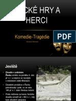 Řecké Hry a Herci