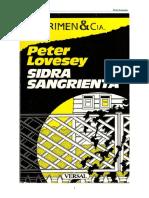 (1986) Sidra Sangrienta