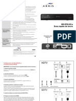 DTA Quick Reference Guide Spanish