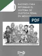 10 RAZONES PARA REFORMAR EL SISTEMA DE JUSTICIA PENAL EN MEXICO INACIPE.pdf